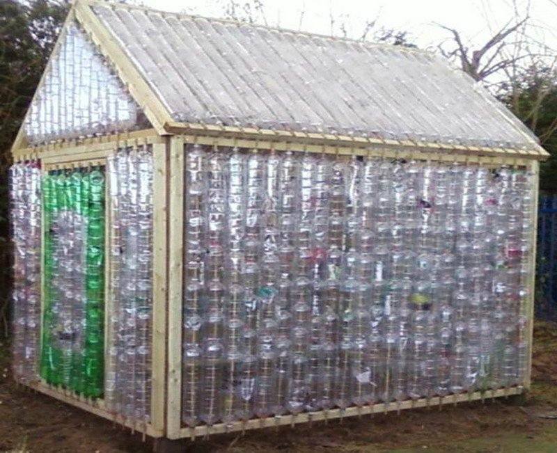 Create Your Own DIY Plastic Bottle Greenhouse The Handy Mano