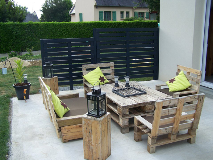 Pallet Projects Garden Outdoor Handy Mano ManoMano Mano Mano Handymano