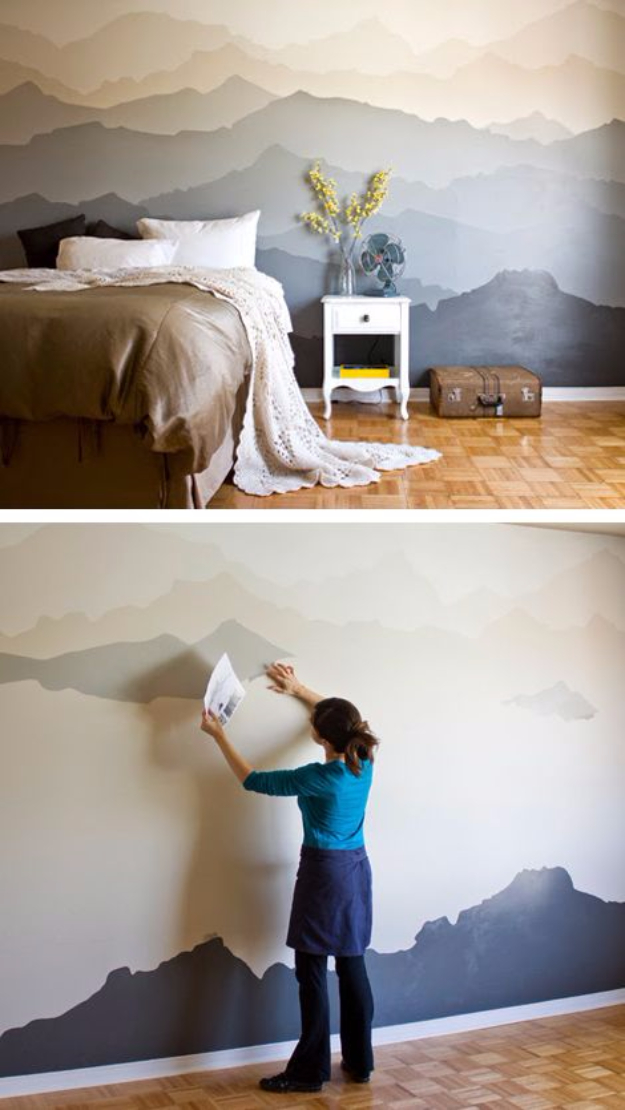 Feature Wall Paint Ideas Guide And Inspiration The Handy Mano