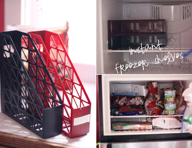 Small Kitchen Storage Solutions the handymano handy mano mano manomano storage hacks kitchen life hacks home clean tidy wine storage easy simple magasine holder free up space in freeze tidy neat organised