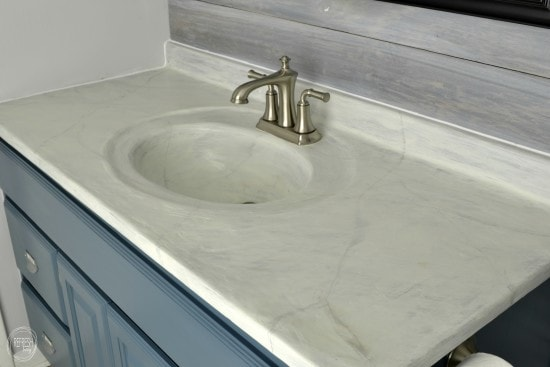 7 ways to redo your countertops without replacing them. Black Bedroom Furniture Sets. Home Design Ideas