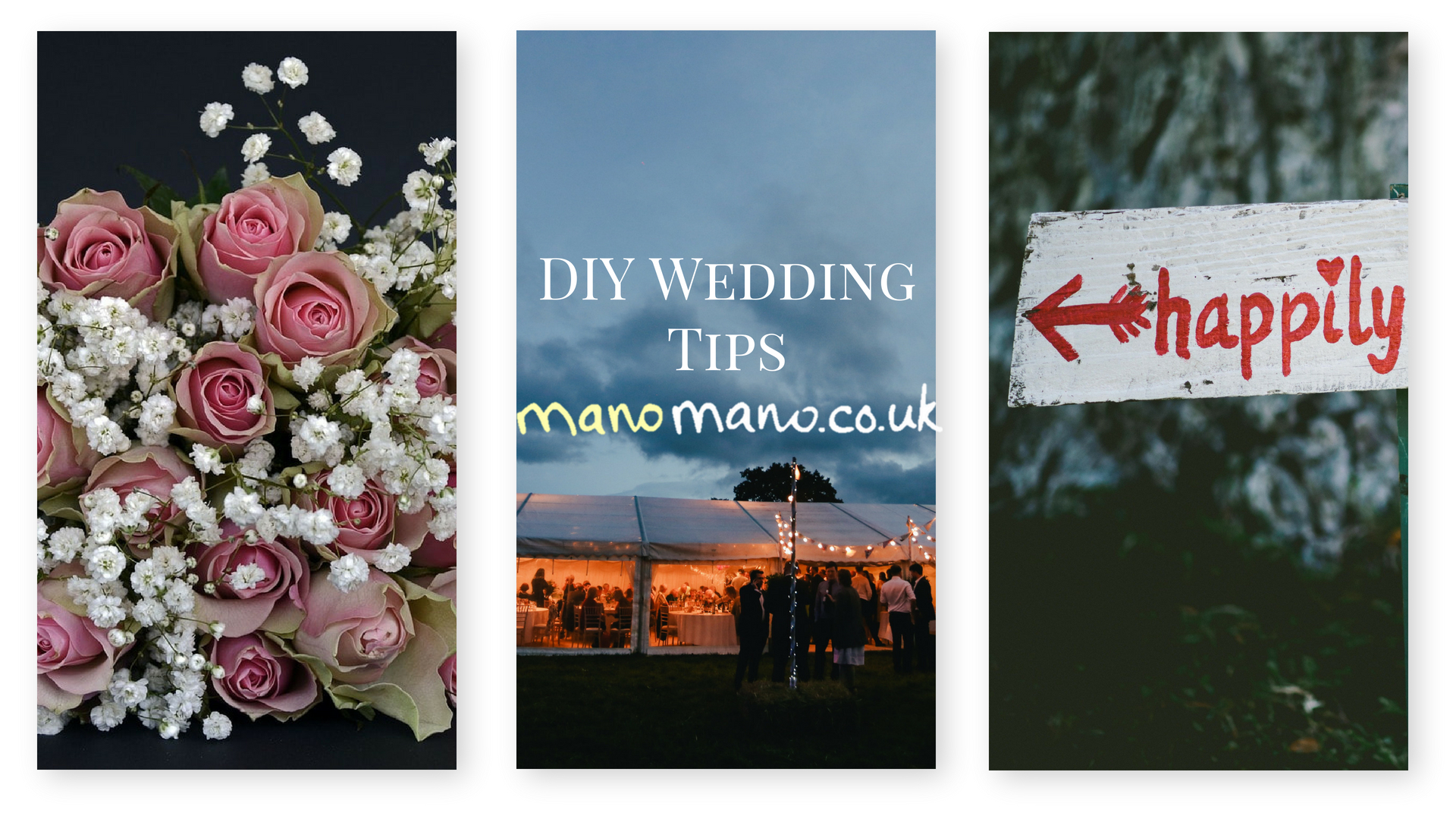 thehandymano mano mano diy outdoor wedding party decoration cover photo