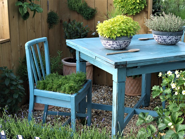 thehandymano mano garden ideas on a budget furniture colour paint