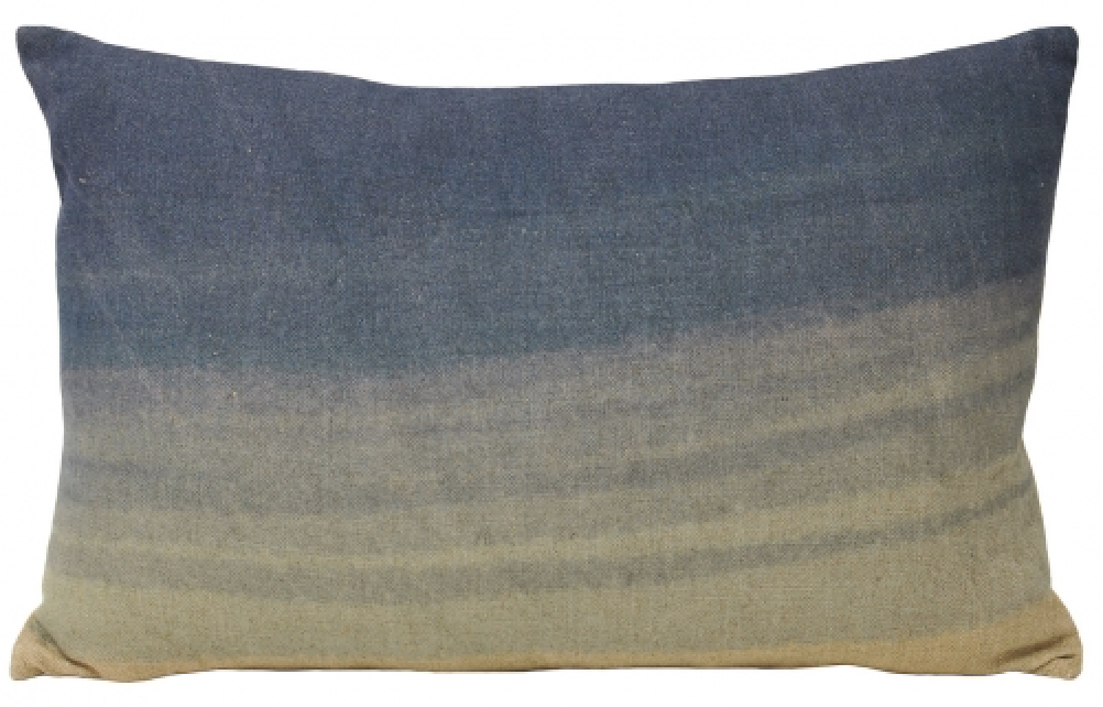 Riva Home Seashore Cushion Cover (40x60cm) (Blue) by Pertemba
