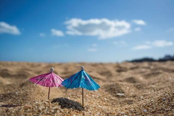 Enjoy your parasol this summer!