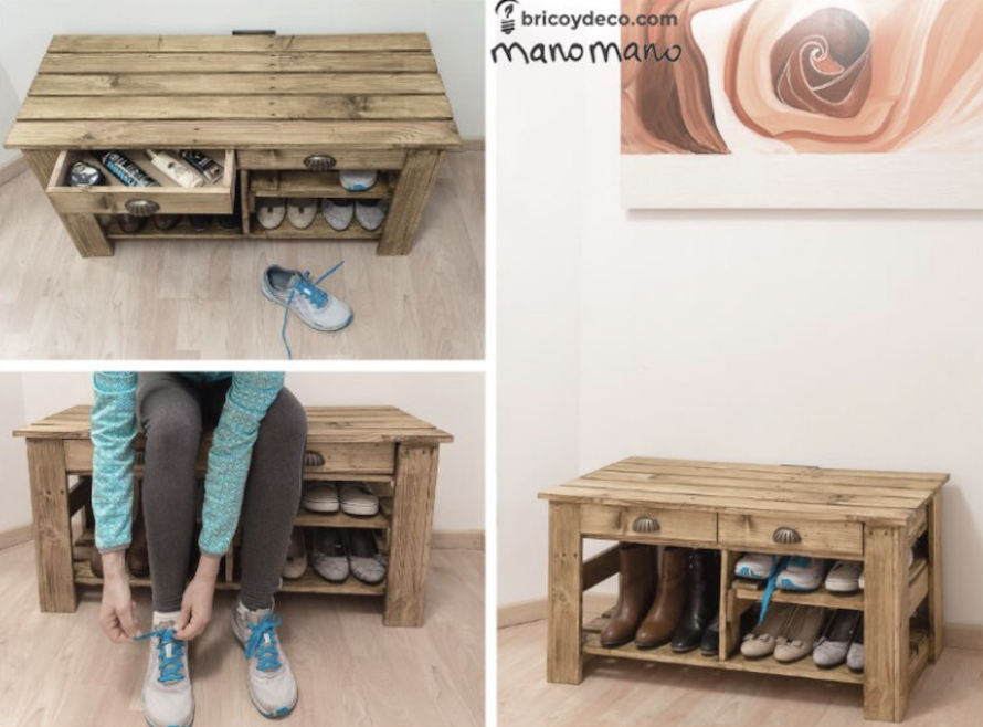 Reimagine your pallets