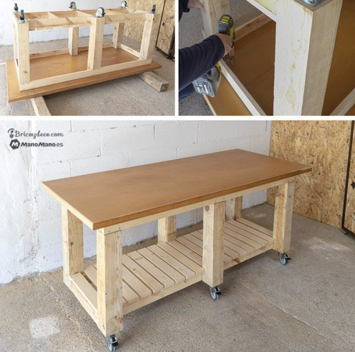Your mobile workbench