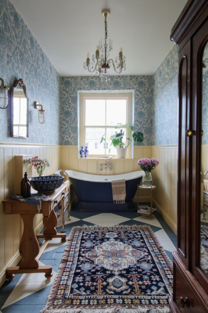 Find the focal point in your bathroom design