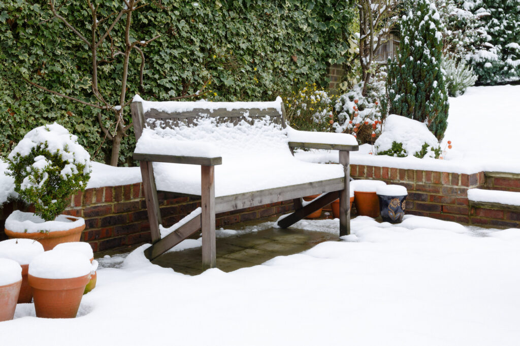 Protect your garden furniture during the winter months